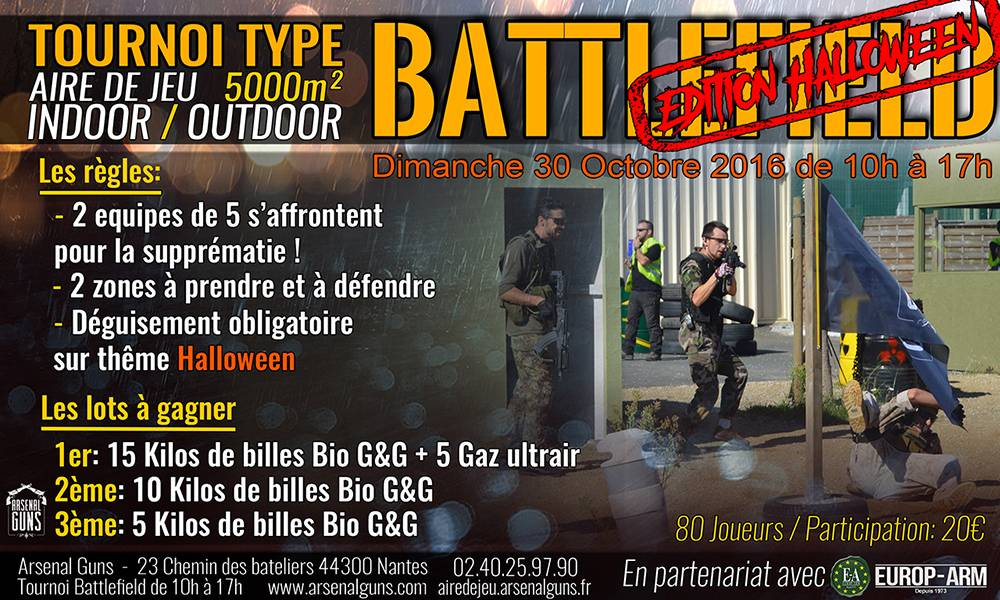 tournoi battlefield H